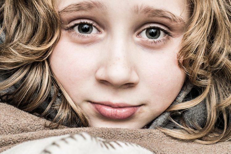 Kinderportrait von Katarina Lindbichler